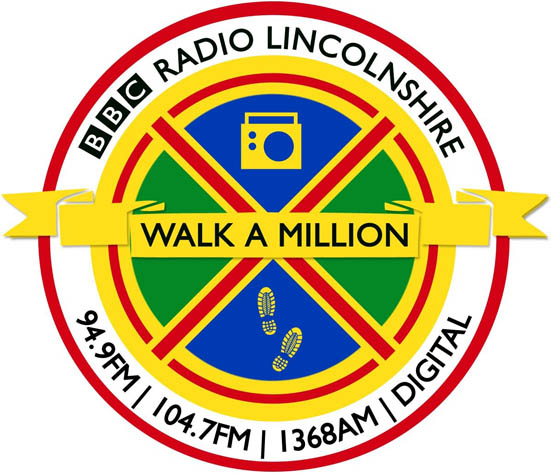 Radio Lincs Walk a Million