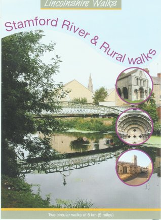 Stamford River and rural walks - Two walks of 5 miles